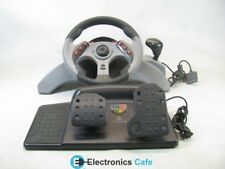 Mad Catz MC2-8020 Steering Wheel w/Pedals