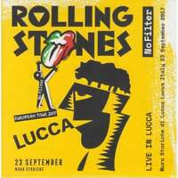"THE ROLLING STONES : ""Live In Lucca 2017"" (RARE 2 CD)"