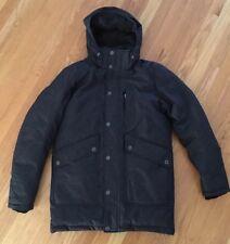 Mens Prana Merced Coat Jacket Parka Down Waterproof S