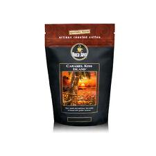 Boca Java - Caramel Kiss Island Flavored Coffee - Whole Bean - 8oz