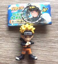 Naruto Uzumaki Figure Keychain by Banpresto Japan Offical Anime Naruto