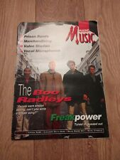 MAKING MUSIC MAGAZINE ISSUE 110 MAY 1995 ~ BOO RADLEYS / FREAKPOWER & MORE