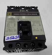 Square D 30A 600V 3 Pole Circuit Breaker Fhp36030Tf