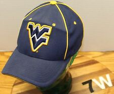 NICE ZEPHYR WEST VIRGINIA MOUNTAINEERS HAT SIZE M/L IN VERY GOOD CONDITION