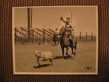 """1960 Top Performance Pony """"Tom's Mighty Mouse"""" & Dennis Peteriel up Horse Photo"""