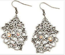 Jill MacKay FLOWER BOUQUET Earring Findings Supply-Two Tone-1 Pair