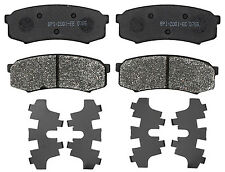 ACDelco 17D606M Rear Semi Metallic Brake Pads