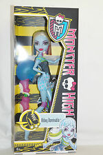 Mattel Monster High Abbey Blominable mit Jahrbuch X4625 Y8498