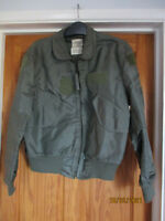 "USAF CWU-36/P summer flying jacket 38 - 40"" chest"