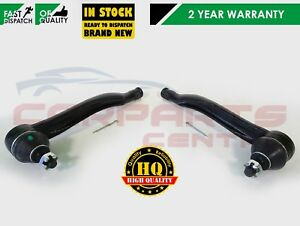 FRONT AXLE LEFT RIGHT STEERING TRACK TIE ROD ENDS FOR NISSAN PULSAR C13M 2014