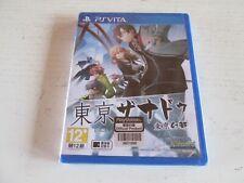 Tokyo Xanadu (Sony PS Vita). Asian CHINESE Version. Brand New & Factory Sealed.