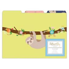 Noteworthy - It's a Sloth's Life Stationery Collection - Files Dividers (3pcs)