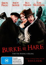 Burke & (and) Hare - Comedy - NEW DVD
