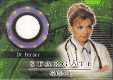 STARGATE SEASON SIX COSTUME CARD C19 FRAISER