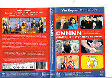 CNNNN:Chaser Non-Stop News Network-5 Episodes-2002/2003-TV Series Australia-DVD