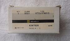 NIB Square D Selector Switch Class 9001     K72J1FAH13