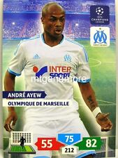 Adrenalyn XL Champions League 13/14 - Andre Ayew - Olympique De Marseille