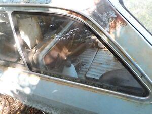 1971-75  OPEL Ascona  1900 Sports Wagon  DOOR glass right  passgrs.1975 72 73 74
