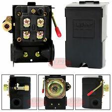 Air Compressor Pressure Switch Control Valve 95 125 Psi Single Port