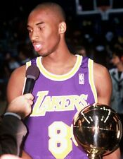 1997 KOBE BRYANT Los Angeles Lakers SLAM DUNK CHAMPION 8x10 Photo ROOKIE PICTURE