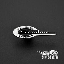 Honda Shadow VT 750 C2 Motorcycle Metal Badge Vest Pin