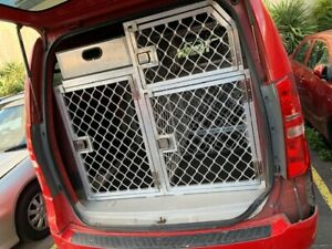 CUSTOM ANIMAL CAGE CAGES TO SUIT VAN ILOAD PET STORE SHOP RESCUE RRP $5500