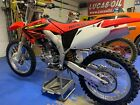 Picture Of A 2002 Honda CRF 450R