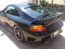 Porsche 911 996 GTS Turbo style Rear Bumper update spoiler C2 Narrow & Turbo C4S