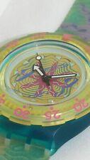Swatch-Scuba: Seafloor.  NEU / NEW