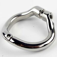 New Ring Design Male Chastity Device Additional Ring Chastity Ring