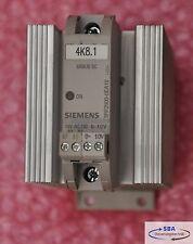 Siemens Sirius halbleiterschütz 3rf2340-1aa04 avec Sirius SC 3rf2900-0ea18