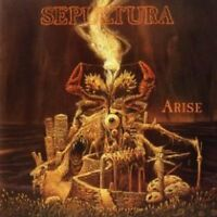 Sepultura Arise (1991) [CD]