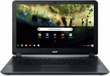 NEW Acer 15.6 Chromebook Intel Quad Core 4GB Ram 16GB SSD Webcam + Mic + WiFI
