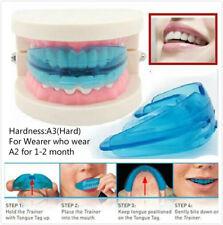 A3 hardness Dental Mouth Guard Bruxism TMJ Night Teeth Tooth Grinding Sleep Aid