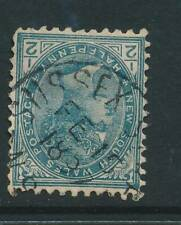 NEW SOUTH WALES, postmark SUSSEX