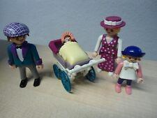 "Playmobil Rosa Serie  5510 ""Nostalgie Familie""   gebraucht/selten"