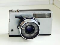 RARE ZORKI-10 EXPORT EDITION SOVIET rangefinder 35 mm Film Camera w/s lens AS IS