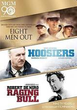 Eight Men Out / Hoosiers / Raging Bull (DVD, 2014, 3-Disc Set)