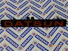 Original Datsun/Nissan  Schriftzug 62390-M7960
