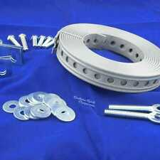 RV caravan, motorhome water tank INSTALLATION KIT for underbody, flexi brackets