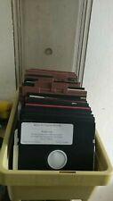 Diskettenbox für (85) 5,25 Zoll + 85 Disks (with key & 6 registers) DX85