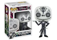 Funko Pop! Disney Nbx Jack Skellington día de los muertos figura de vinilo Pop! nuevo