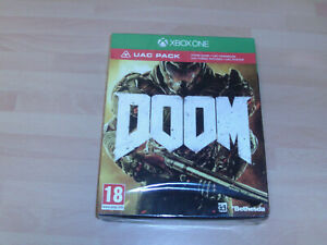 doom with uac pack      new&sealed