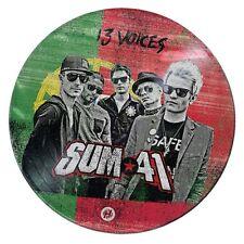 SUM 41 - 13 VOICES (LIMITED  PICTURE DISC VINYL-PORTUGAL)   VINYL LP NEU