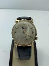 Vintage Hamilton Electric 505 Wrist Watch 10k Gold Filled