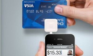 Square Swipe Payment Credit Card Reader - iPhone iPad Android - 1st Generation!