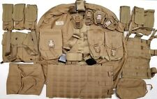 NEW USMC FSBE MEU System Kit Bag Pouch Ammo Canteen Medical Coyote MOLLE
