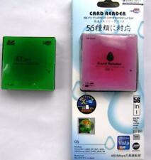 "Raccomandata P. - Lettore Universale Di Memorie Memory Card Reader 56in1 ""Magic"