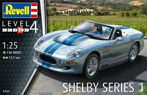 REVELL® 07039 Shelby Series 1 in 1:25