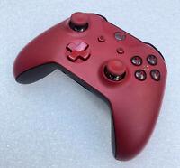 Original Microsoft Xbox One Wireless Controller Red - Model 1708 *USED*